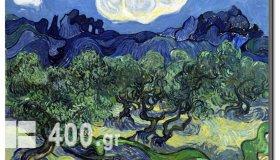 Olive Trees by Van Gogh